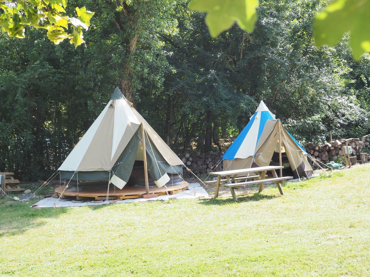 Tatil/bungalov Parkı Les Roulottes De Cambonis (Fransa ... avec Salon De Jardin Geant Casino