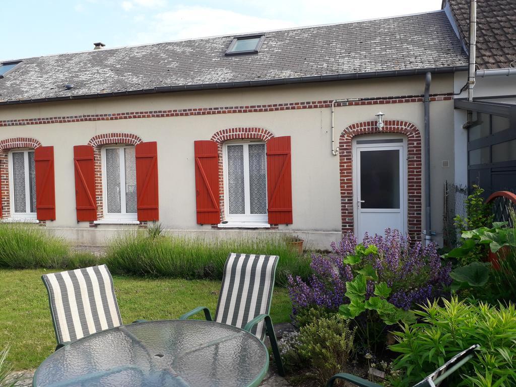 Tatil Evi Logis De Curie 2 (Fransa Louviers) - Booking serapportantà Salon De Jardin Intermarché