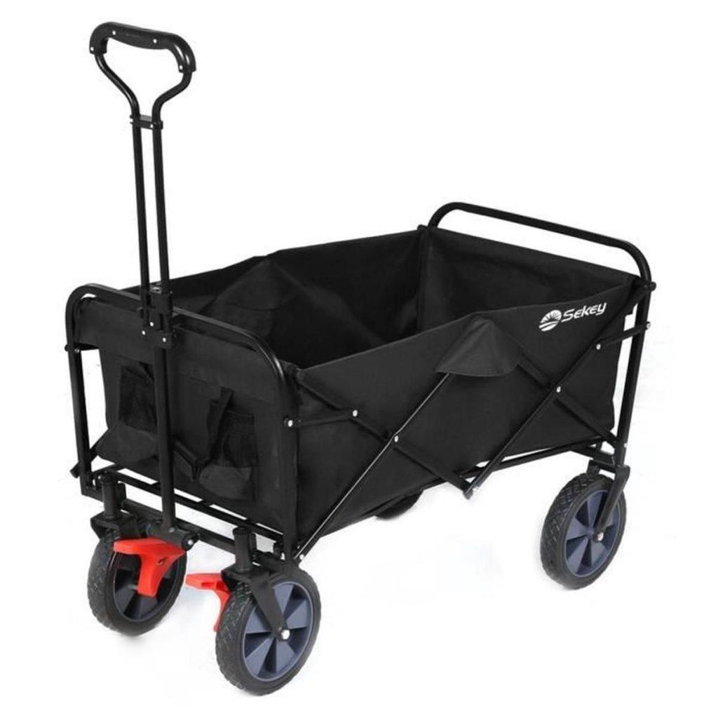 Test De Chariot De Jardin - Meilleur Chariot De Jardin ... tout Chariot De Jardin 4 Roues