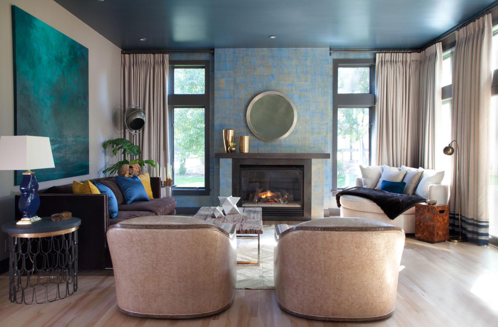 Top Denver Design - 5280 dedans Salon De Jardin California