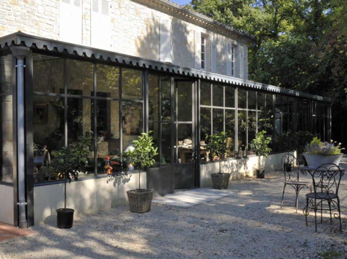 Un Jardin Au Cœur De L'hiver | Jardin Intérieur, Jardin D ... encequiconcerne Verriere Jardin