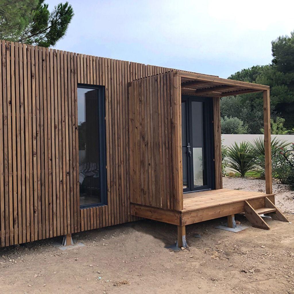 Un Studio De Jardin Greenkub Vous Permet De Gagner Jusqu'à ... destiné Abri De Jardin 30M2
