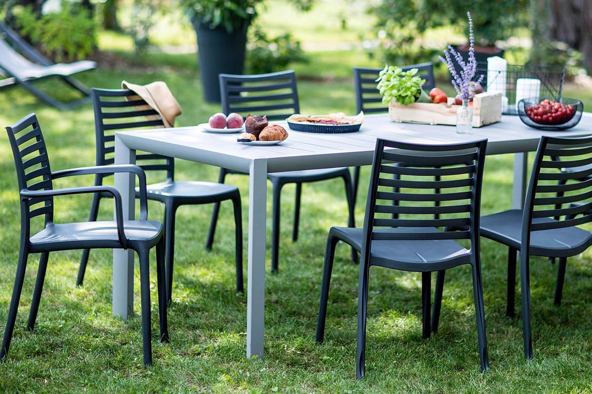 Vente Privée Grosfillex - Chaises, Tables & Mobilier De ... tout Vente Privée Jardin