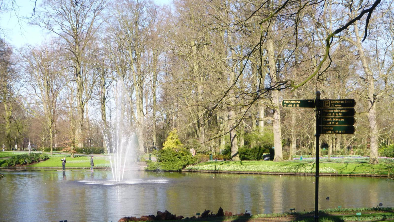 Wikiloc | Picture Of Jardins De Keukenhof (Lisse, Holanda) (4/6) tout Jardin De Keukenhof