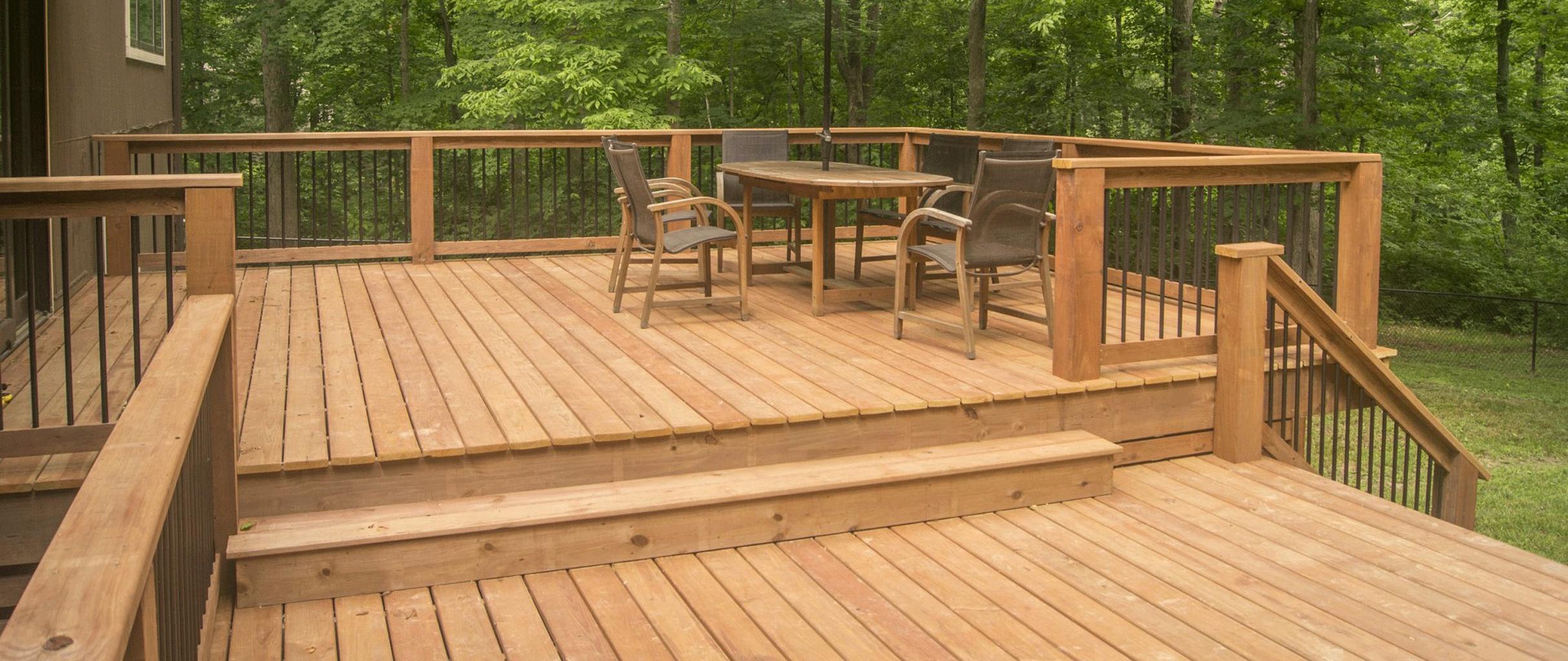 10 Trucs Pour Une Terrasse Écologique Très Durable ... pour Plancher Bois Terrasse Exterieur
