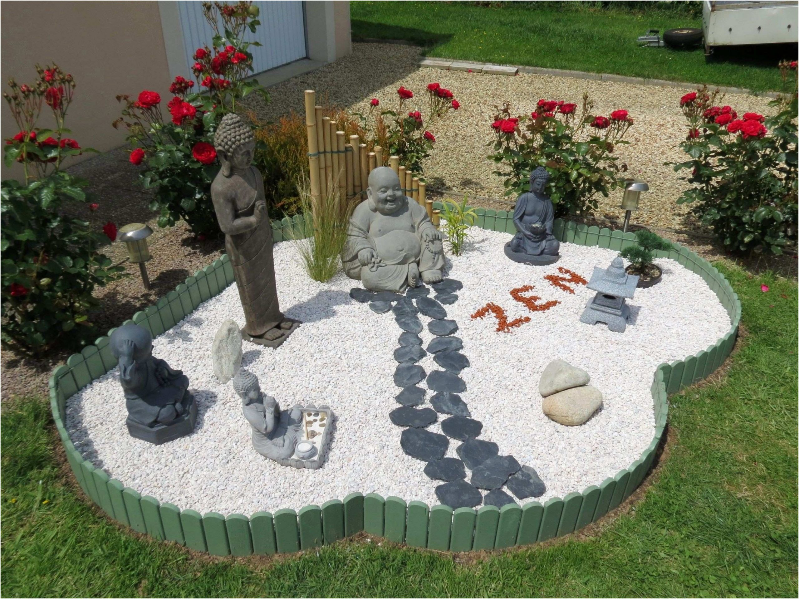 20 Largement Déco Jardin Zen Exterieur Pictures En 2020 ... intérieur Decoration Exterieur