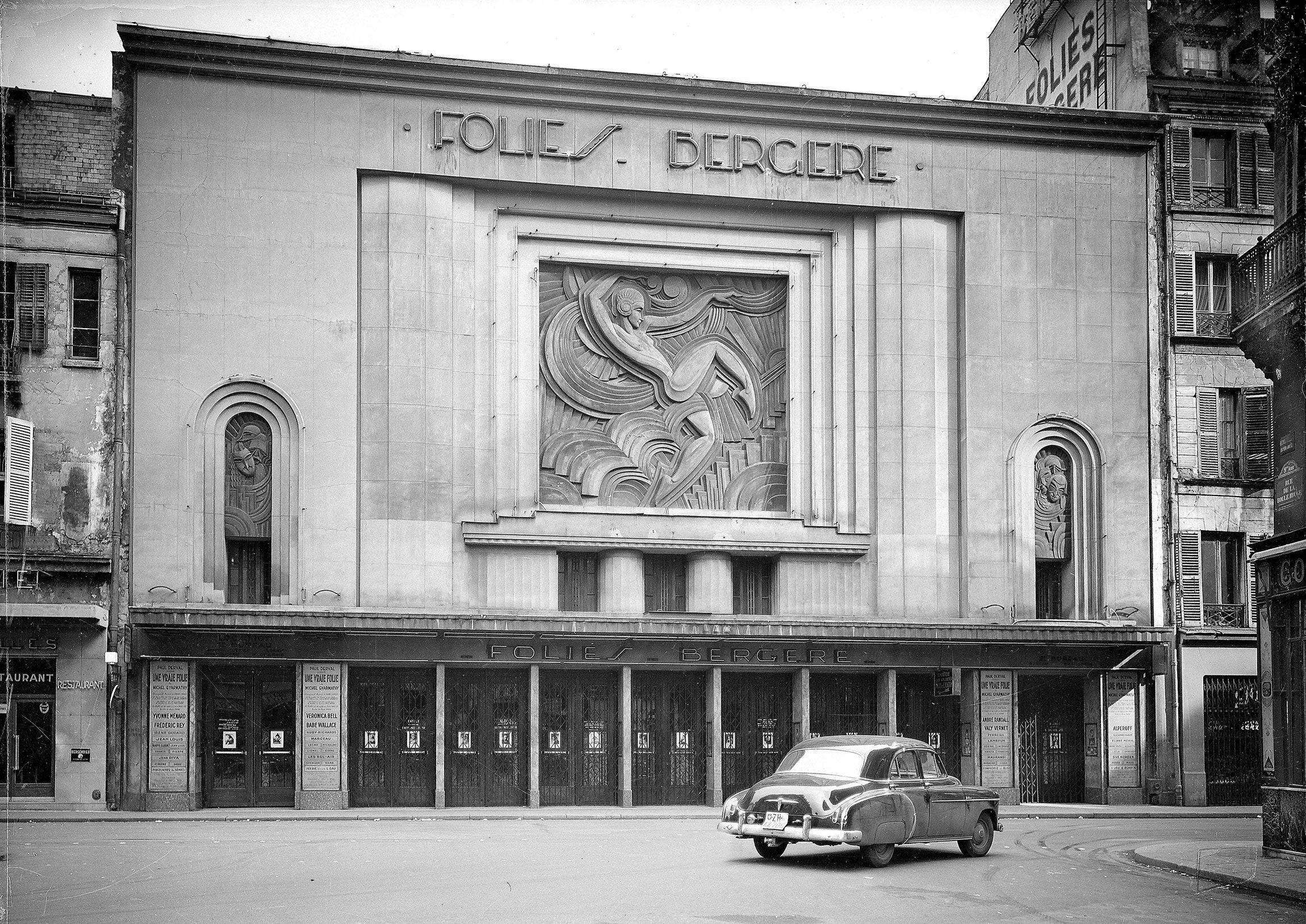 5 Of The Best Art Deco Buildings In Paris | Architectural Digest intérieur Deco In Paris