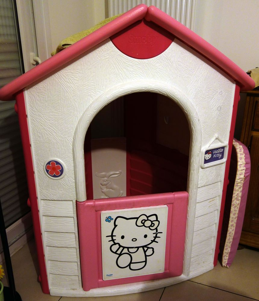 Achetez Smoby Cottage Hello Occasion, Annonce Vente À Annay ... tout Maison Smoby Occasion