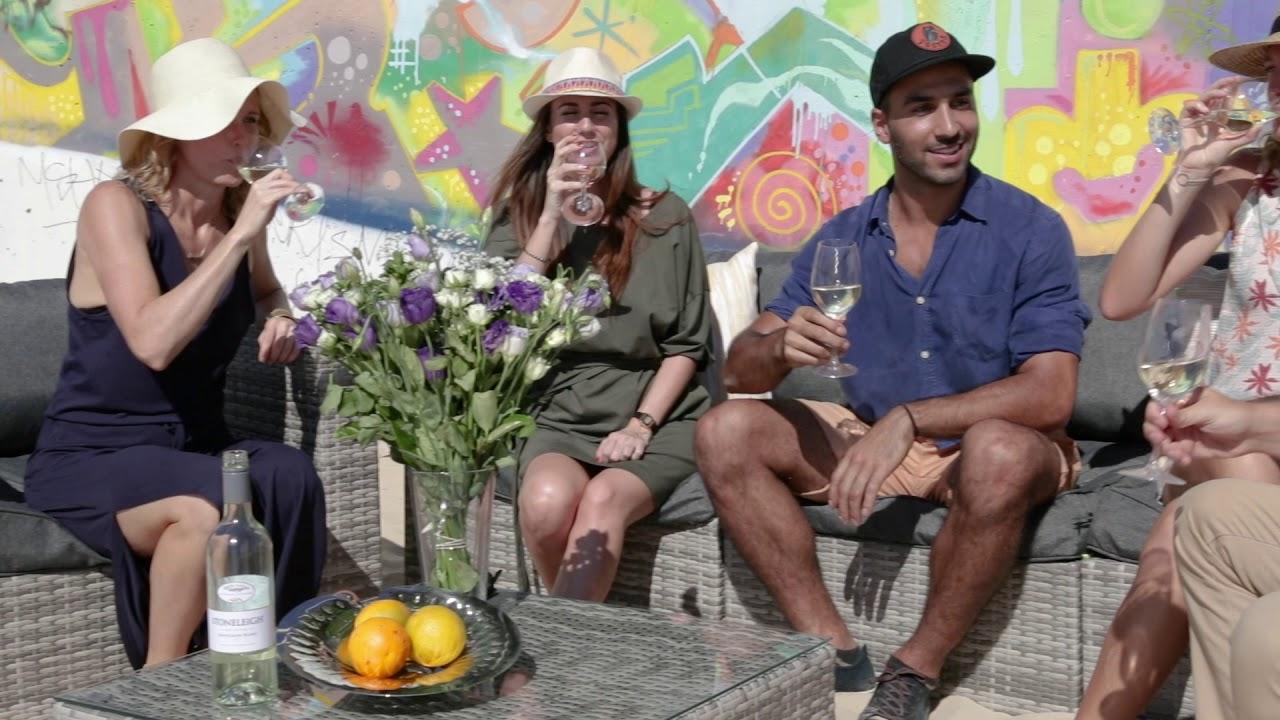 Alice's Garden   Outdoor Lounge Caligari @ Bondi   Cancer Council dedans Alice Garden Caligari