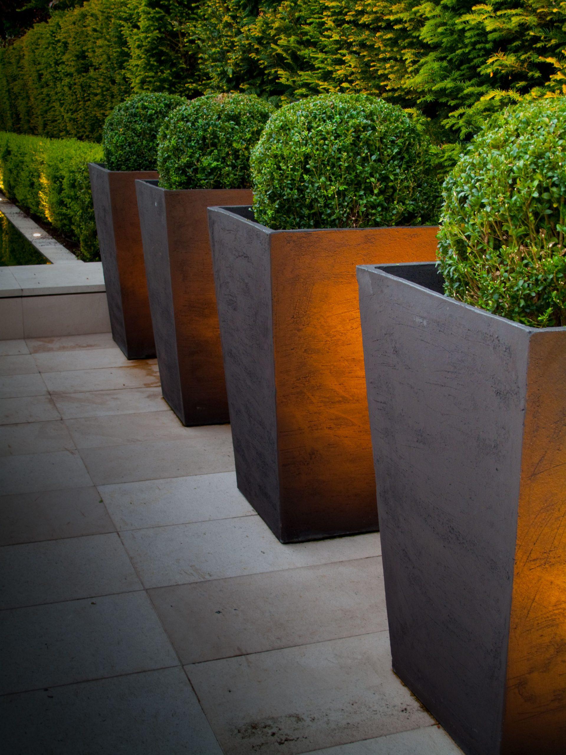 Aménagement Jardin Moderne – 55 Designs Ultra Inspirants ... encequiconcerne Deco Jardin Moderne