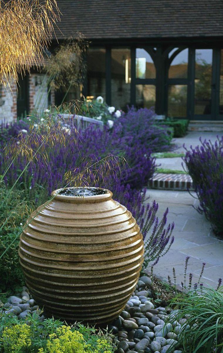 Aménagement Jardin Zen - Quelques Conseils   Zahrada, Vodní ... intérieur Jardin Zen Avec Fontaine