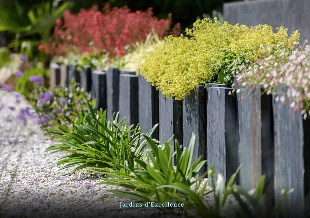 Aménagement Talus De Jardin - Les Nouveaux Paysagistes dedans Aménager Un Talus Photos