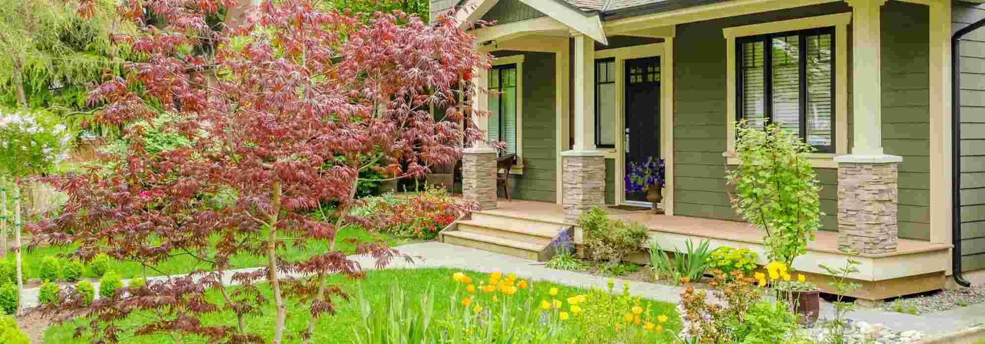 Aménager Un Jardin Devant Une Maison - Conseils De Paysagiste à Jardin Devant Maison