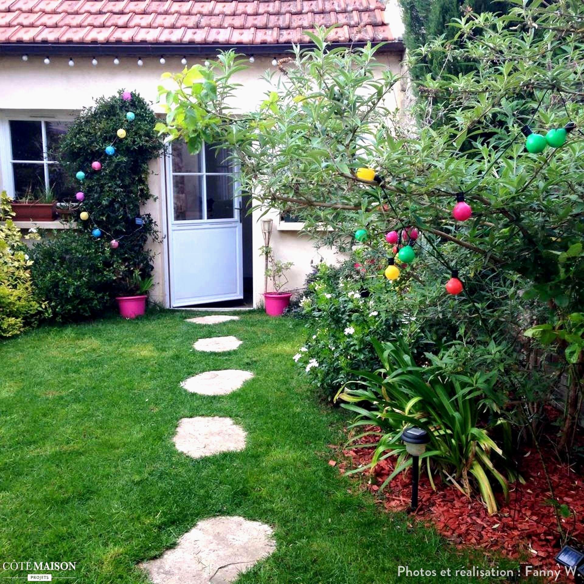 Amenager Un Petit Jardin De 50M2 Idées 36 Élégant De ... concernant Aménager Un Petit Jardin De 20M2
