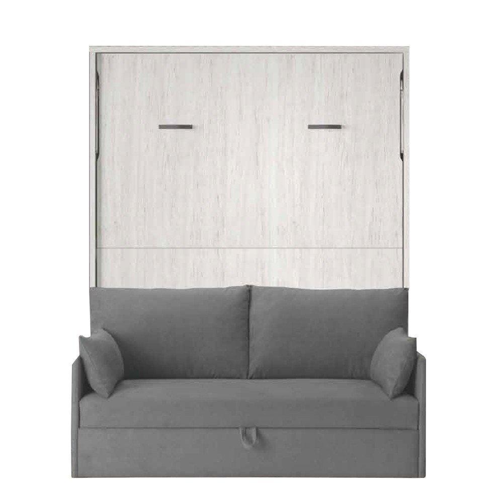 Armoire Lit Canapé, Chambre & Literie, Armoire Lit ... intérieur Lit Escamotable Canapé Conforama