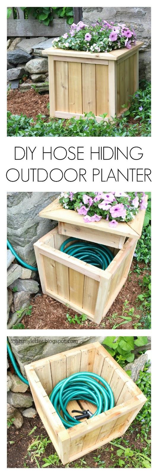Bac À Fleurs En Bois De Palette. 20 Idées Inspirantes À ... pour Créer Des Bacs De Jardin Avec Des Palettes