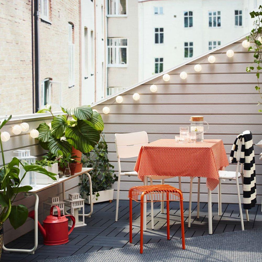 Balcon Urbain : Comment L'aménager ? - Marie Claire intérieur Marie Claire Maison Amenagement Devant Maison