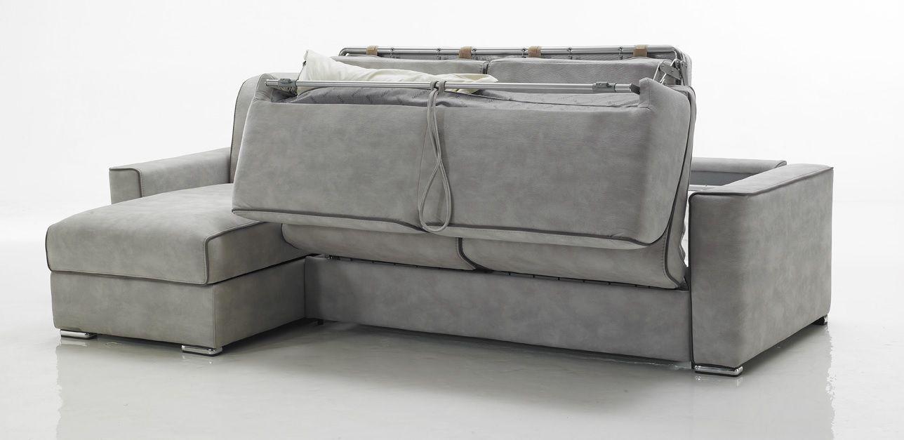 Bettsofa - Iris - Very Sofa - Modern / Stoff / 2 Plätze à Verysofa
