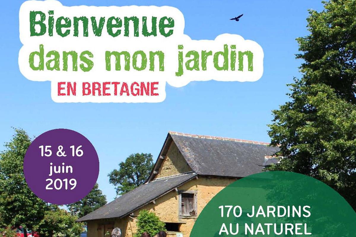 Bienvenue Dans Mon Jardin | Côtes D'armor Le Département avec Les Jardins De Julot