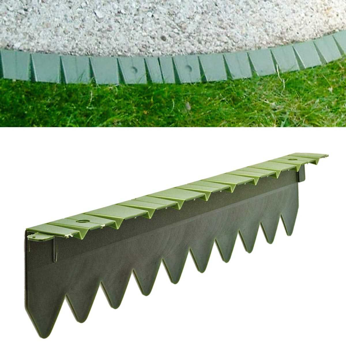 Bordure Droite De Jardin Pvc Gris 2M - Catalogue Amenagement ... serapportantà Bordure Beton Bricoman