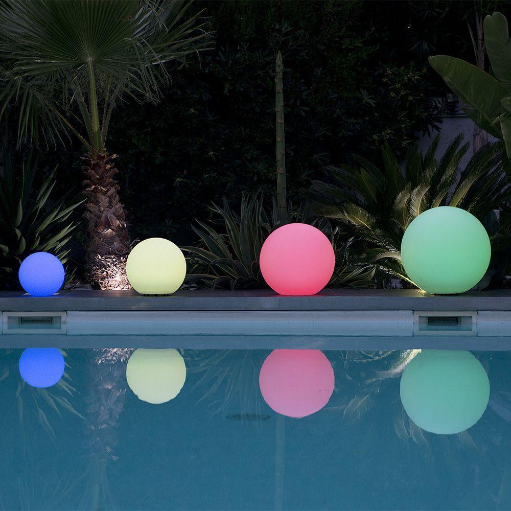 Boule Lumineuse Multicolore Lumisky Bobby C40 pour Lumisky Bobby C40