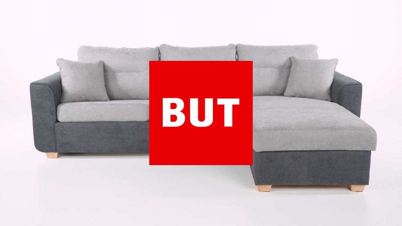 Canapé Bastia Angle - But tout Canapé Julia But