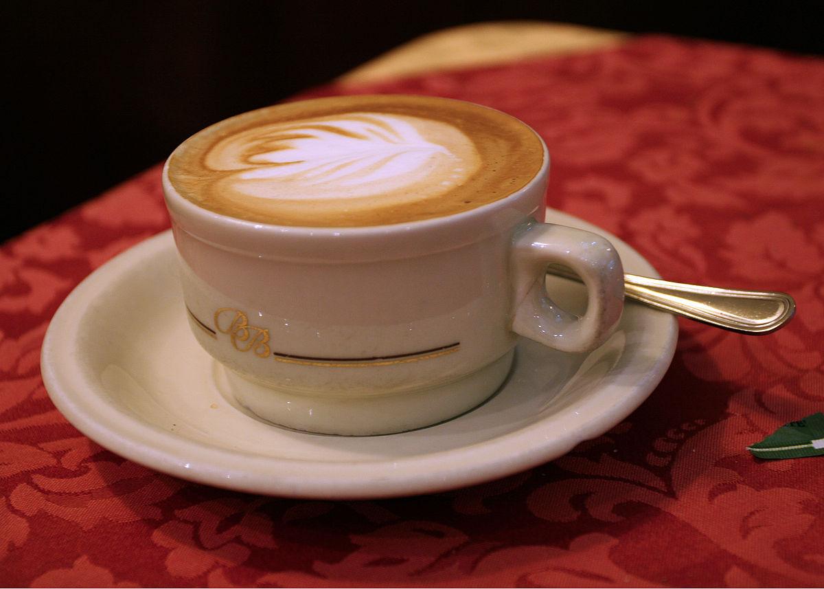 """Cappuccino – Wikipedia destiné Cappuccino"""""""