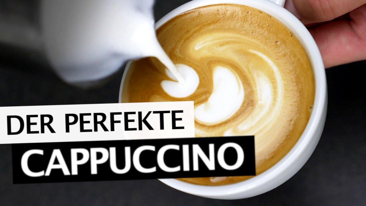 "Cappuccino Zubereiten | Der Perfekte Cappuccino | Tipps & Tricks pour Cappuccino"""
