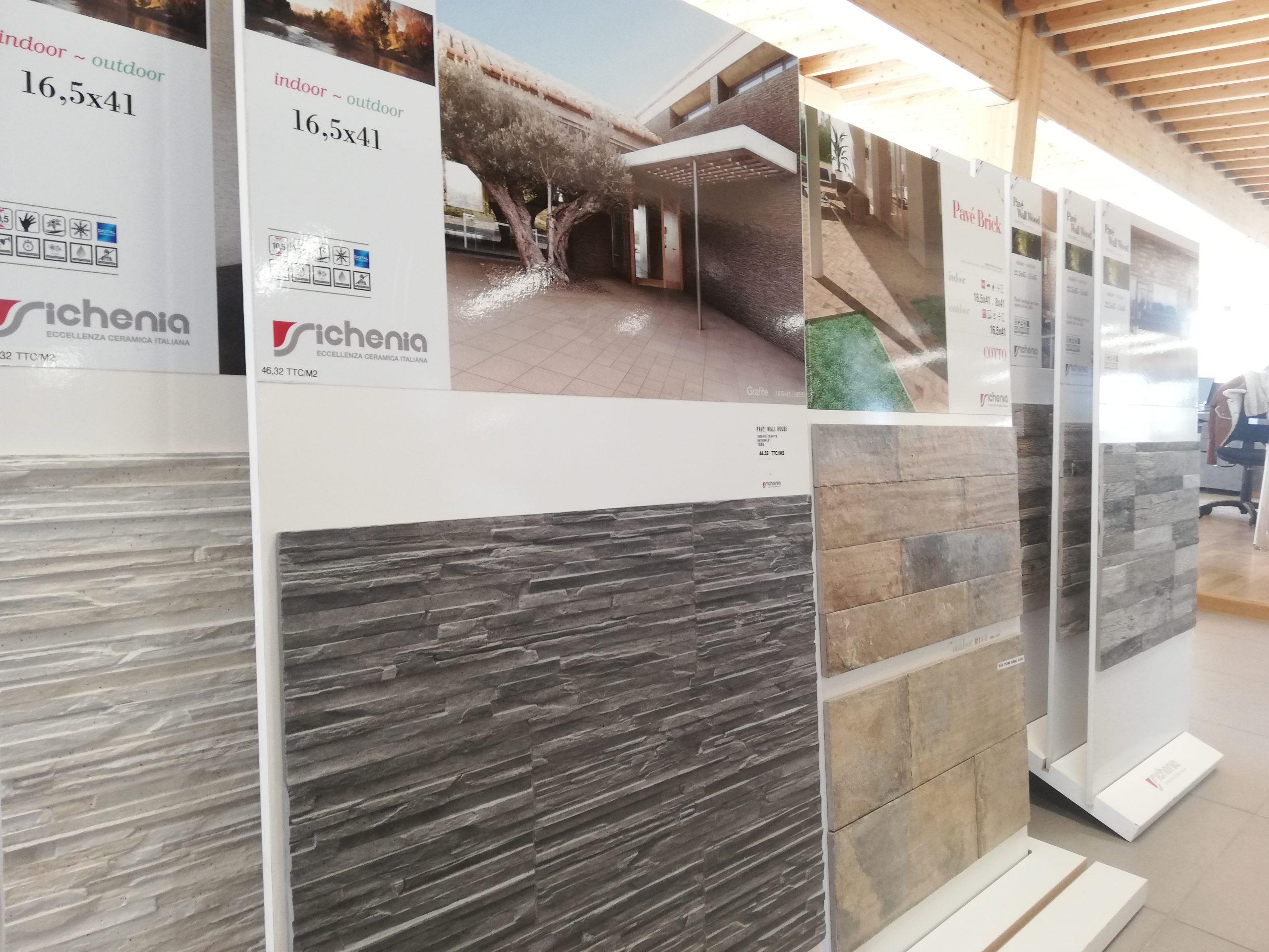 Carrelage | Cdm Le Monde Du Bâtiment destiné Carrelage Pour Mur Extérieur