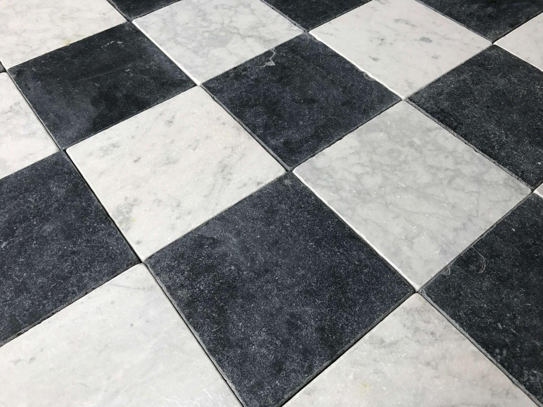 Carrelage Damier Noir Et Blanc   Venus Et Judes pour Carrelage Damier Noir Et Blanc 30X30