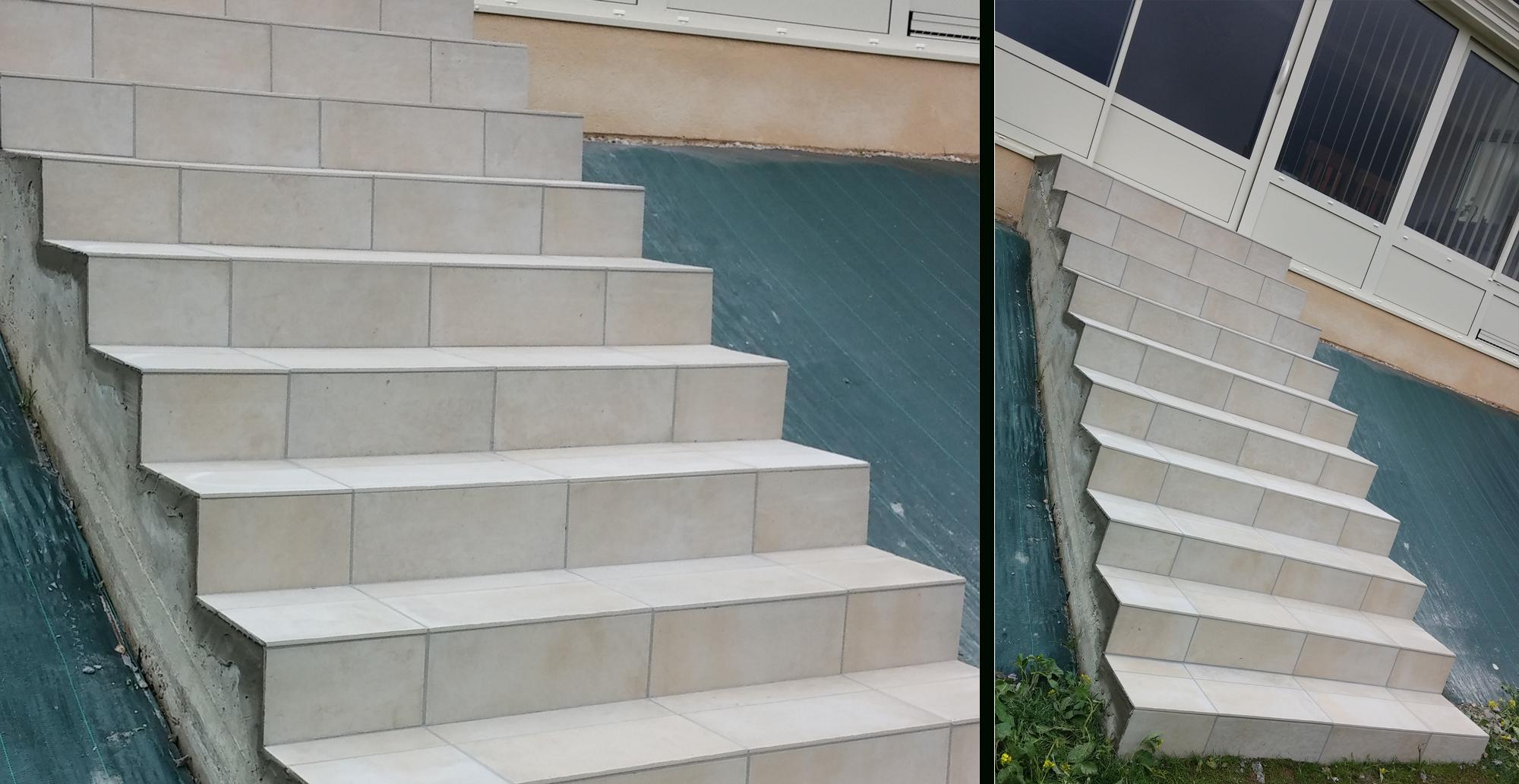 Carrelage Escalier Exterieur Antiderapant   Venus Et Judes pour Carrelage Escalier Extérieur