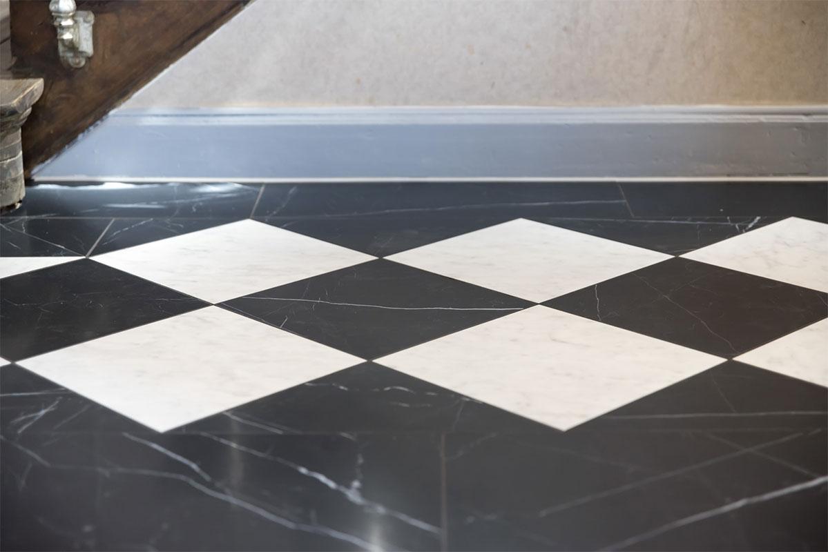Carrelage Intérieur 30X30 Bechet Céramic Armon Weyler Belgique pour Carrelage Damier Noir Et Blanc 30X30