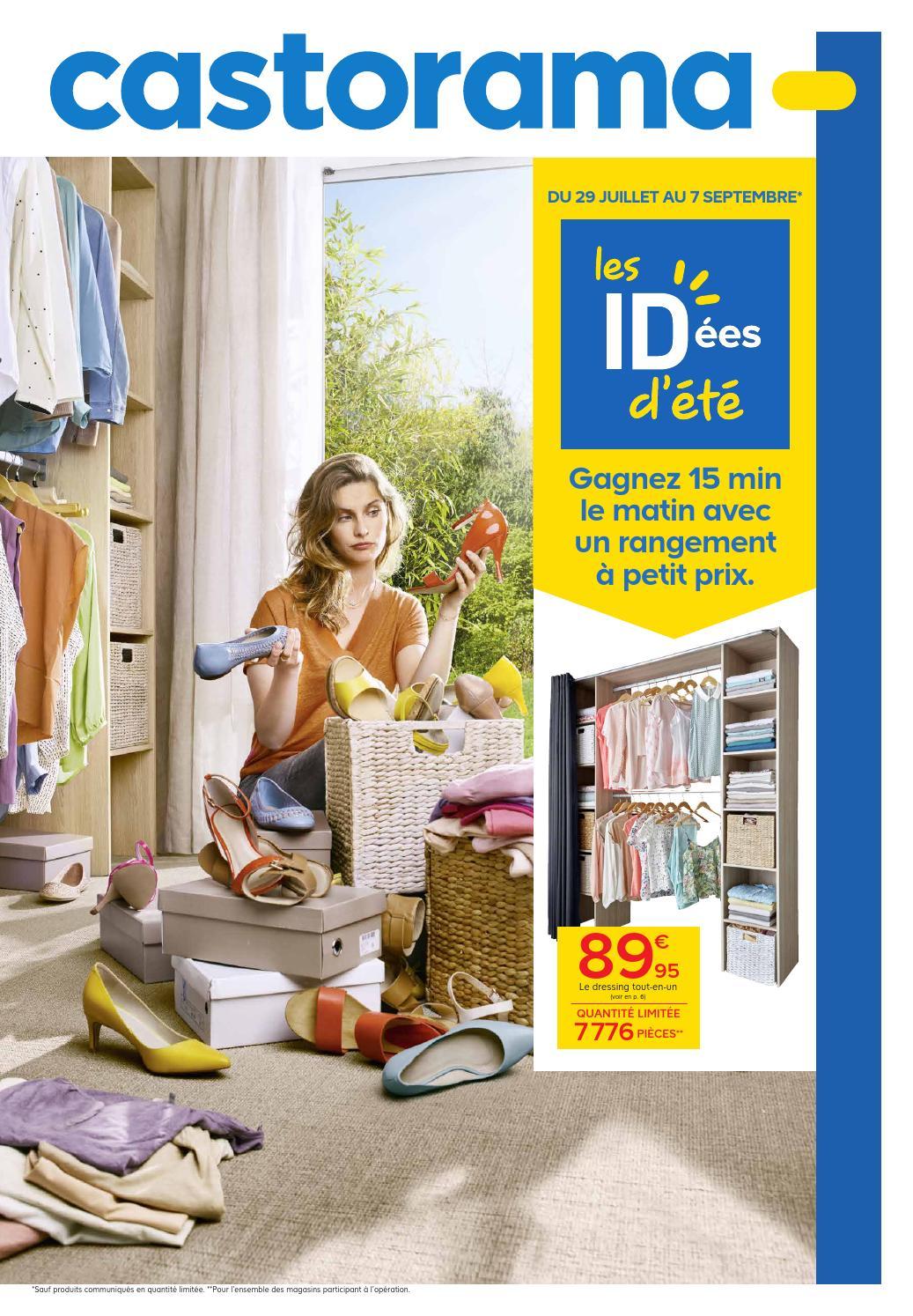 Castorama Catalogue 29Juillet 7Septembre2015 By ... concernant Epdm Toiture Castorama