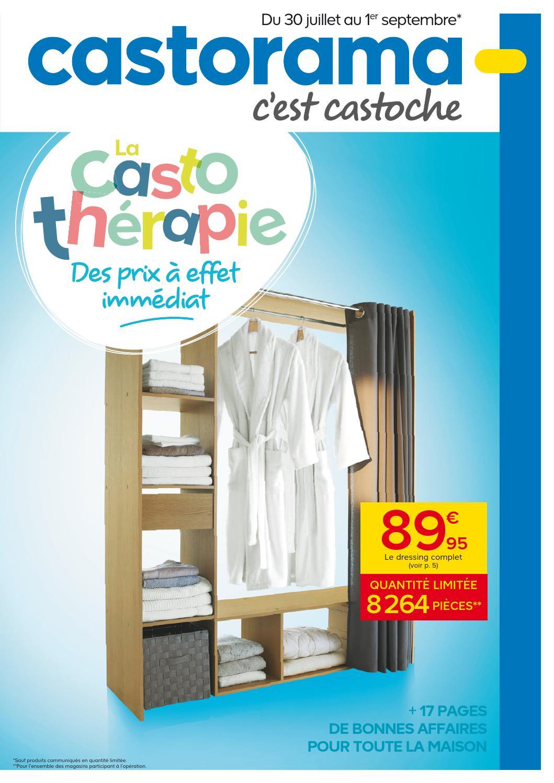Castorama Catalogue 30Juillet 1Septembre2014 By ... à Bille Polystyrène Isolation Castorama
