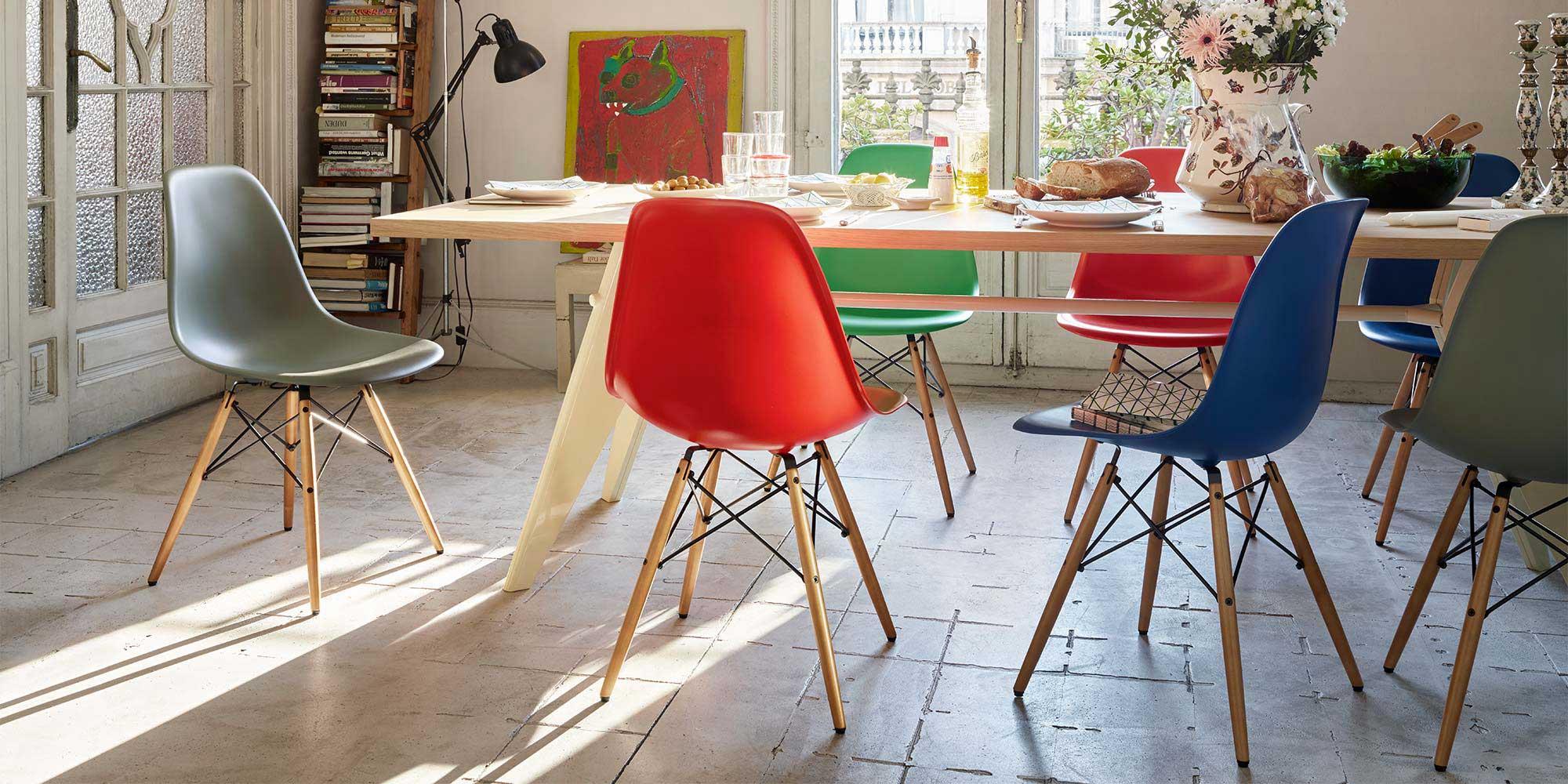 Chaise Eames : Laquelle Choisir Et Où L'acheter ? destiné Chaise Eames Pas Cher