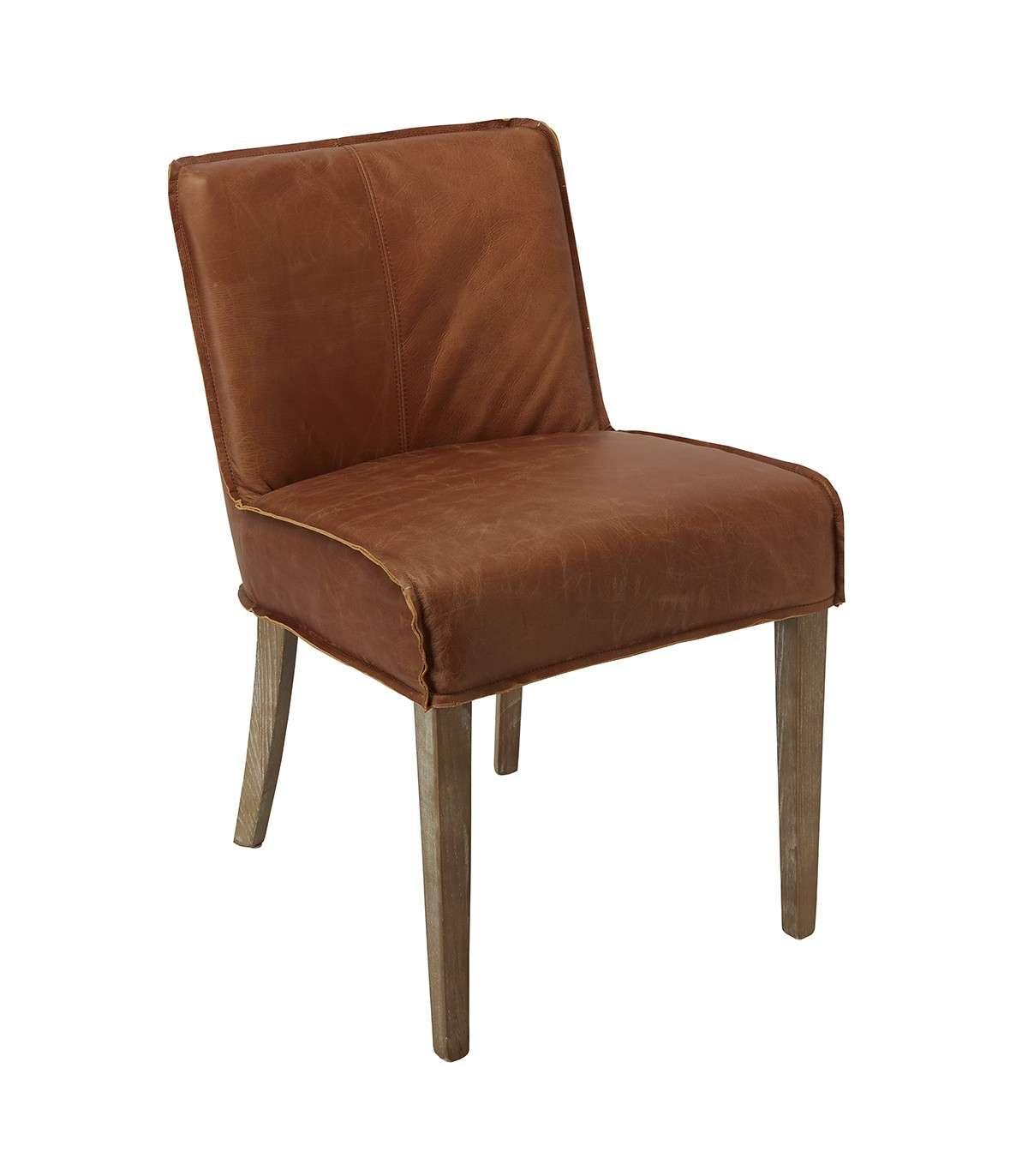 Chaises En Cuir Emma - Lot De 6 intérieur Lot De 6 Chaises But