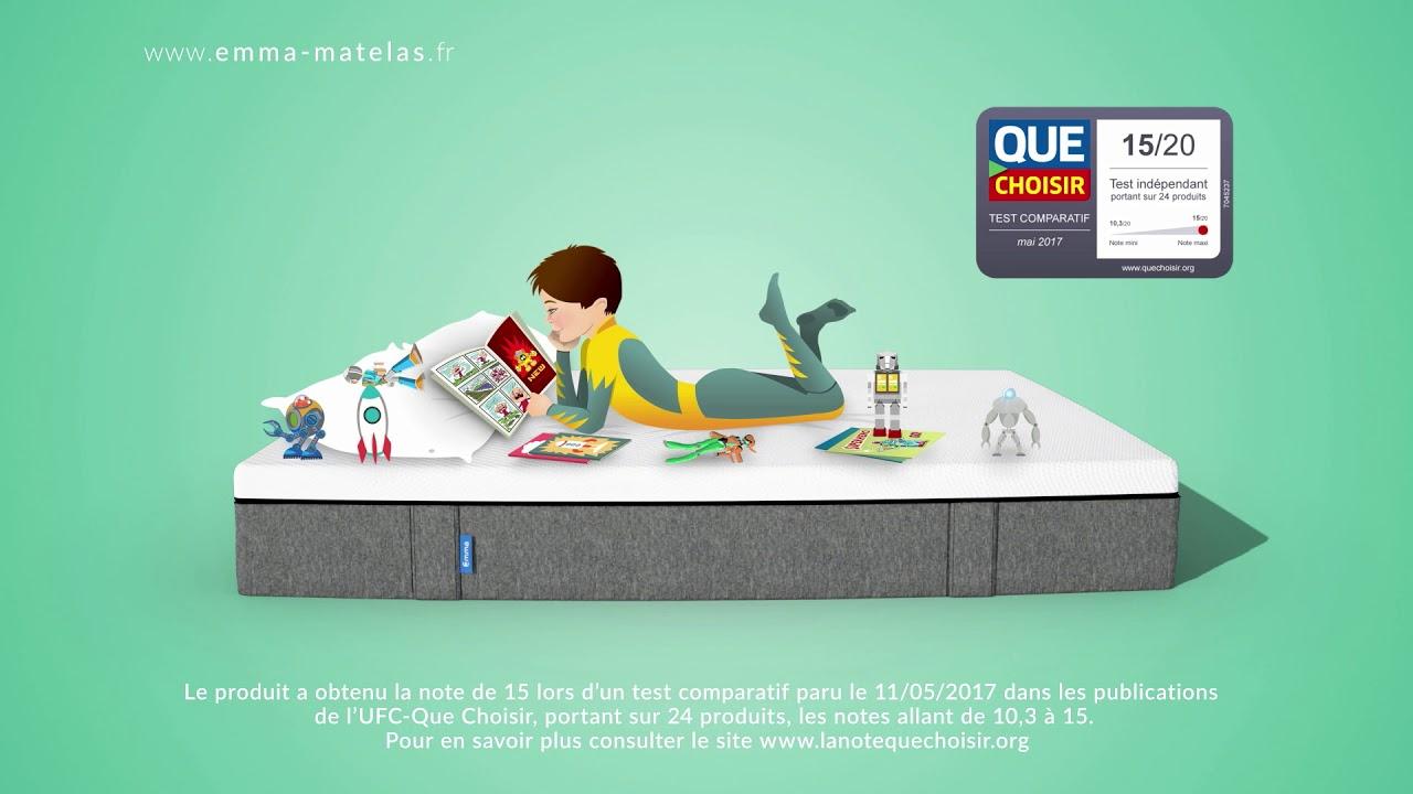 Code Promo Emma Matelas : 40% De Réduction | Août 2020 pour Code Promo Emma Matelas