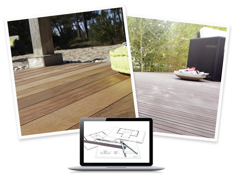 Configurer Ma Terrasse | Leroy Merlin destiné Calculateur Plot Terrasse Leroy Merlin
