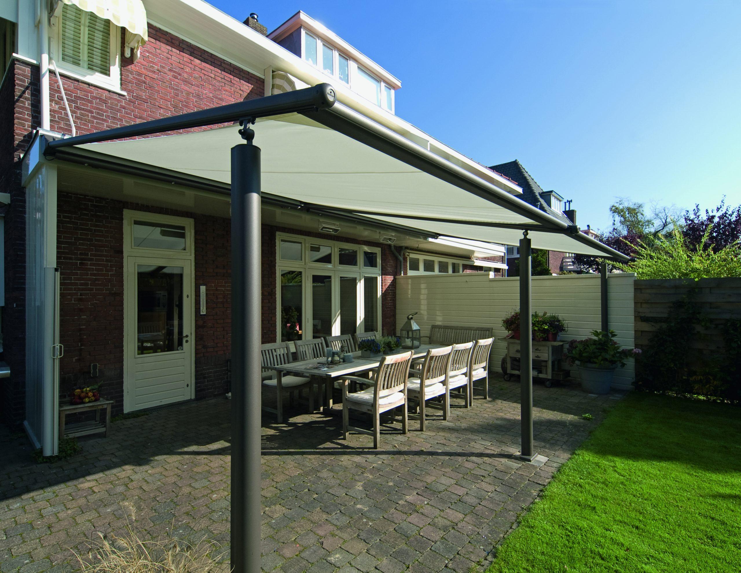 Conseils Pour Couvrir Une Terrasse - Vivons Dehors ... serapportantà Couvrir Une Terrasse