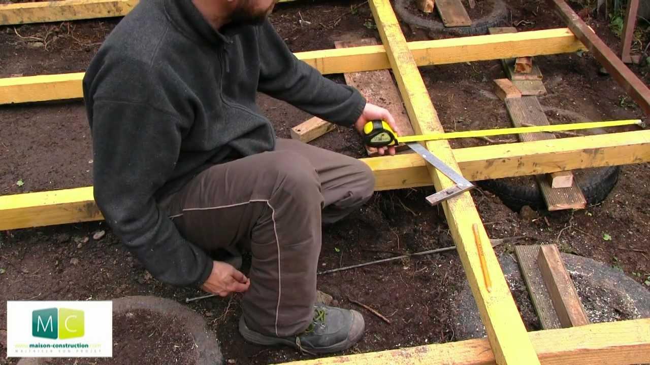 Construction Plancher Extérieur Bois, Planchers Bois Fabrication - Building  Exterior Wood Flooring encequiconcerne Plancher Bois Terrasse Exterieur