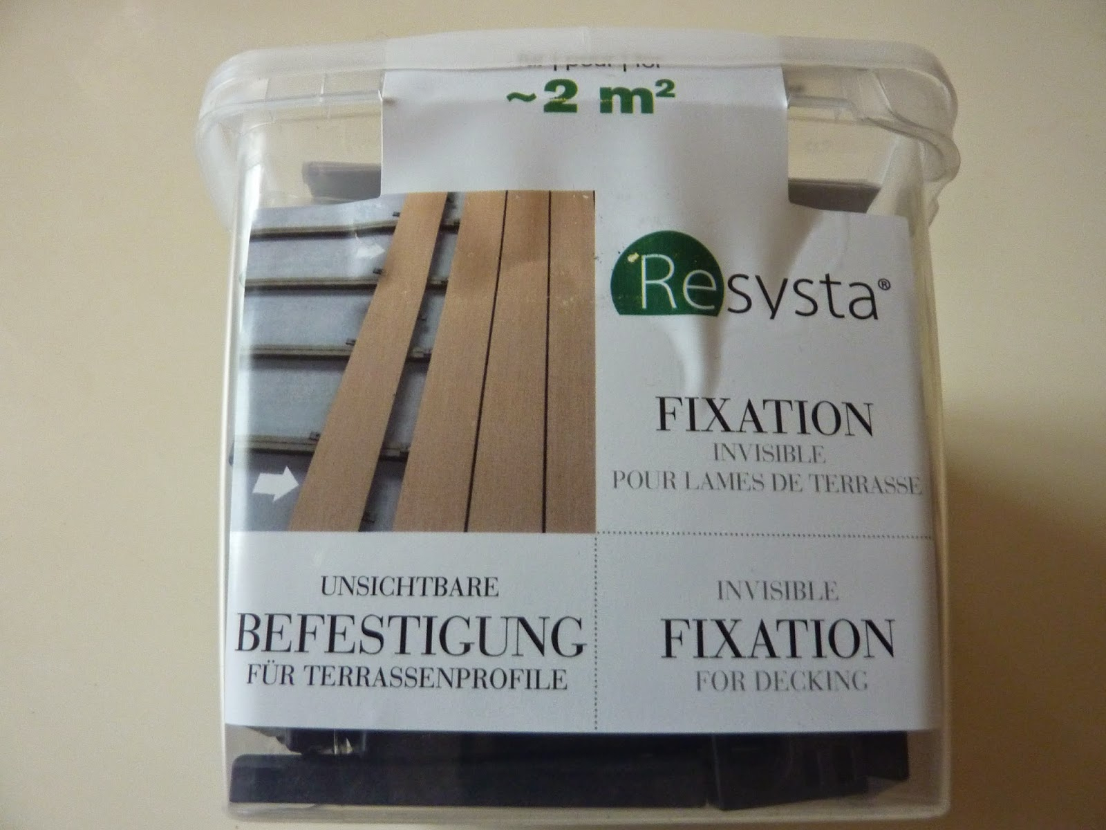Construire Une Terrasse En Composite: Presentation intérieur Peinture Resysta