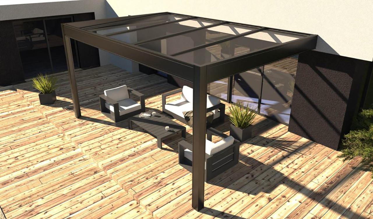 Couvrir Une Terrasse - Rénoval à Couvrir Une Terrasse