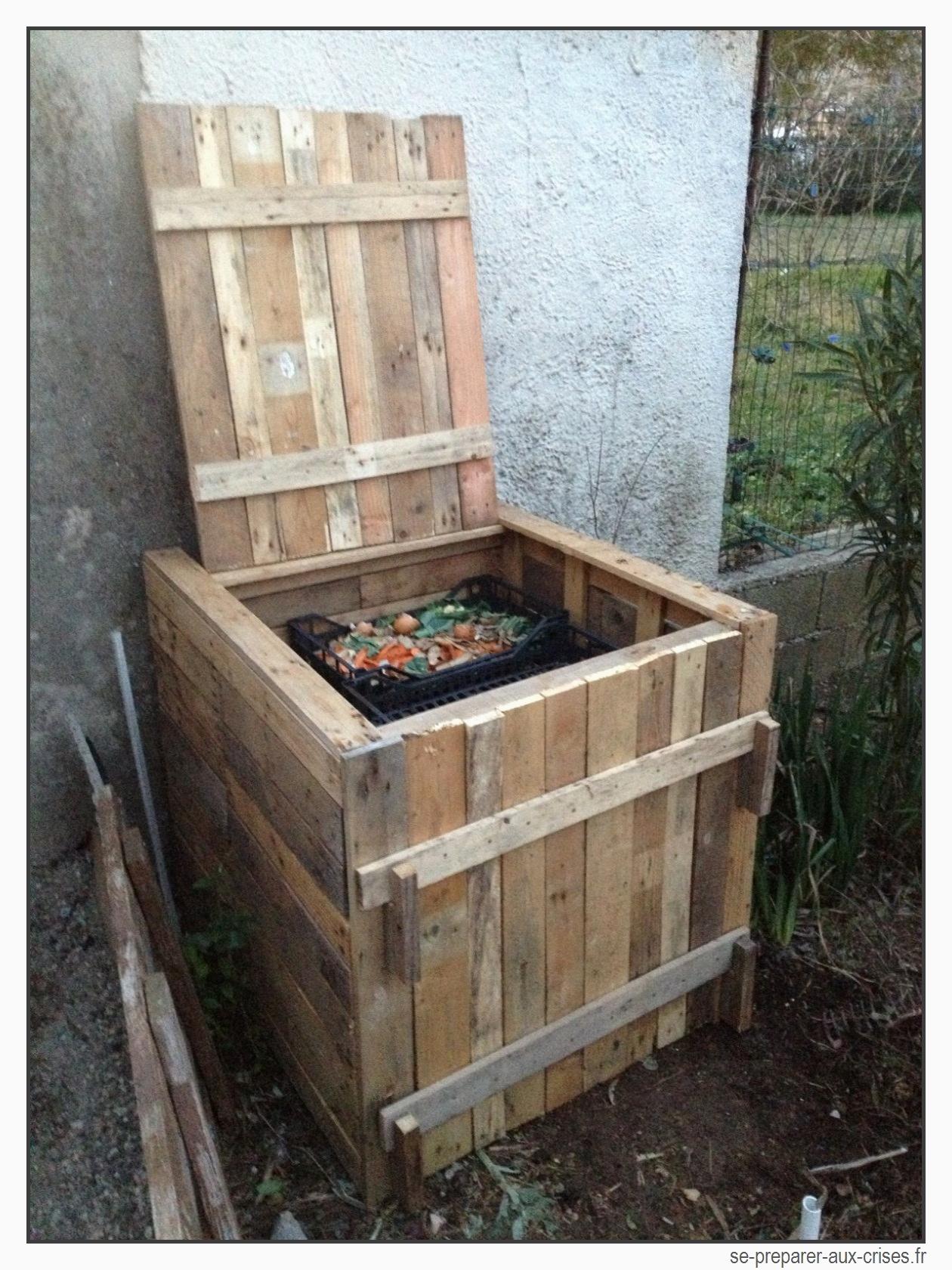 Créer Des Bacs De Jardin Avec Des Palettes Archaicawful ... intérieur Créer Des Bacs De Jardin Avec Des Palettes