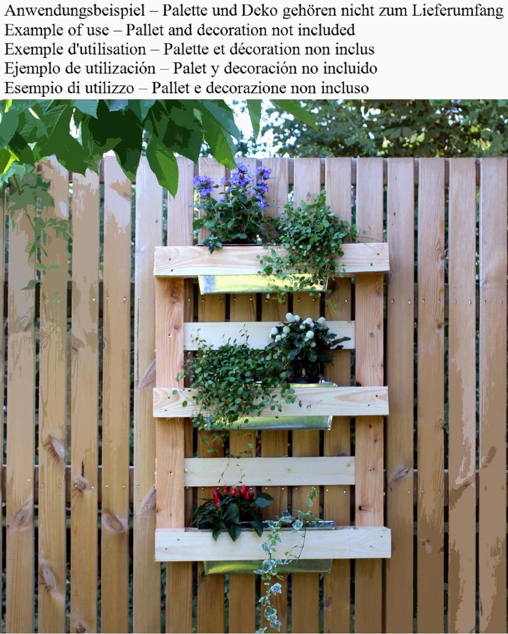Créer Des Bacs De Jardin Avec Des Palettes Frais Artecsis 12 ... concernant Créer Des Bacs De Jardin Avec Des Palettes