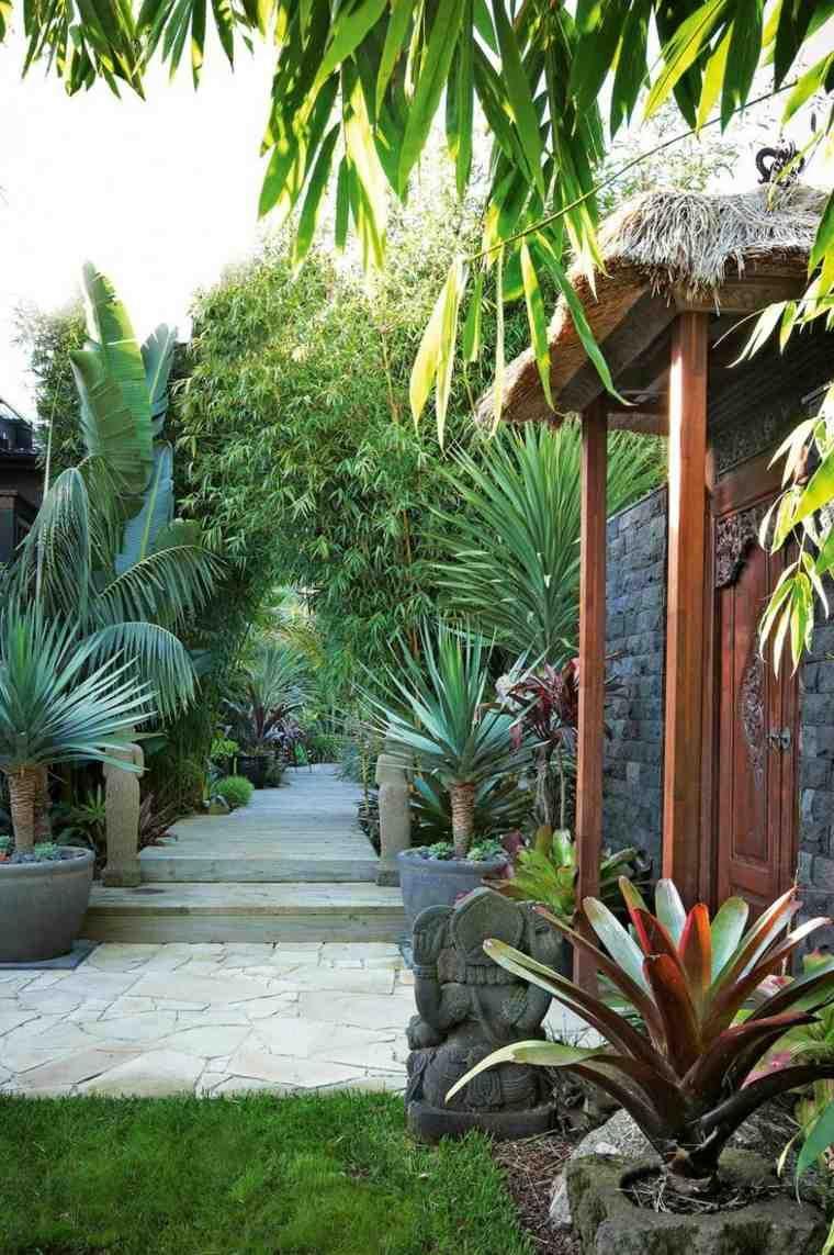 Déco Jardin Zen Contemporain : 47 Idées Inspirantes Pour ... destiné Idee Jardin Zen