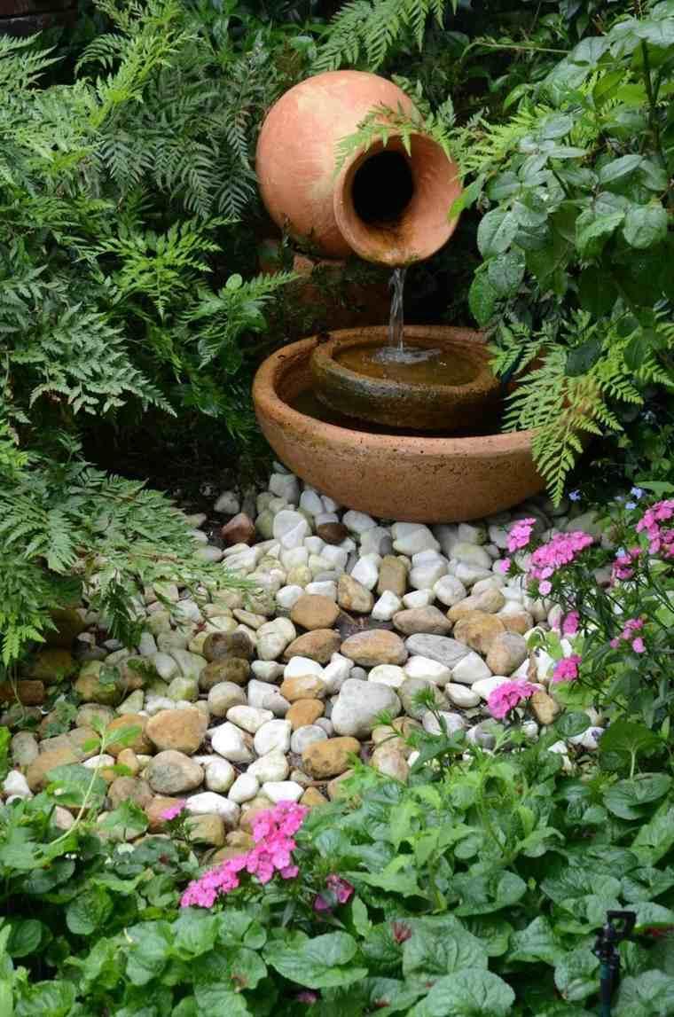 Déco Jardin Zen Extérieur : Un Espace De Réflexion Et De ... intérieur Jardin Zen Avec Fontaine