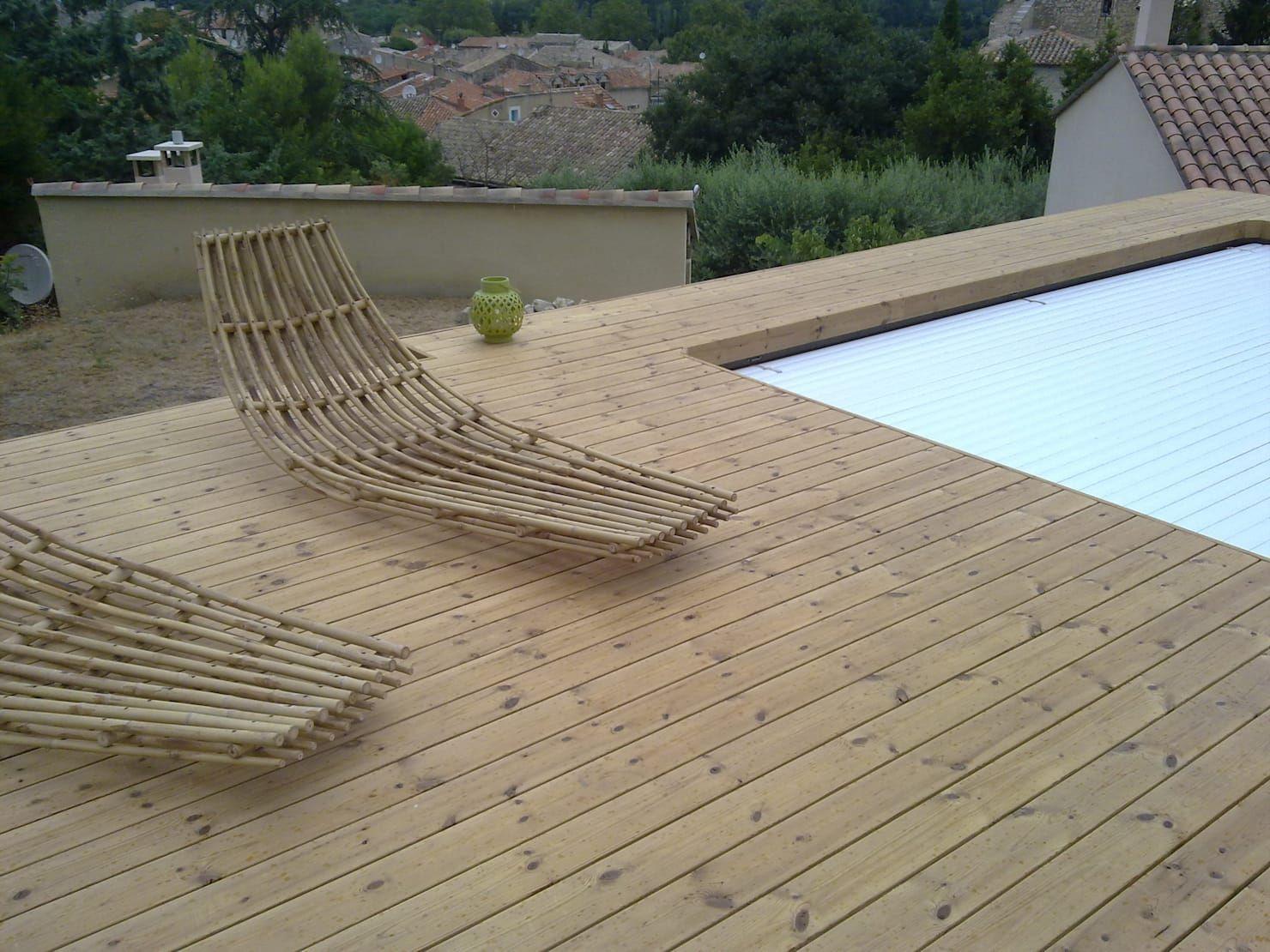 Den Pool Kindersicher Machen | Terassenideen, Moderne Pools ... avec Pose Terrasse Antony