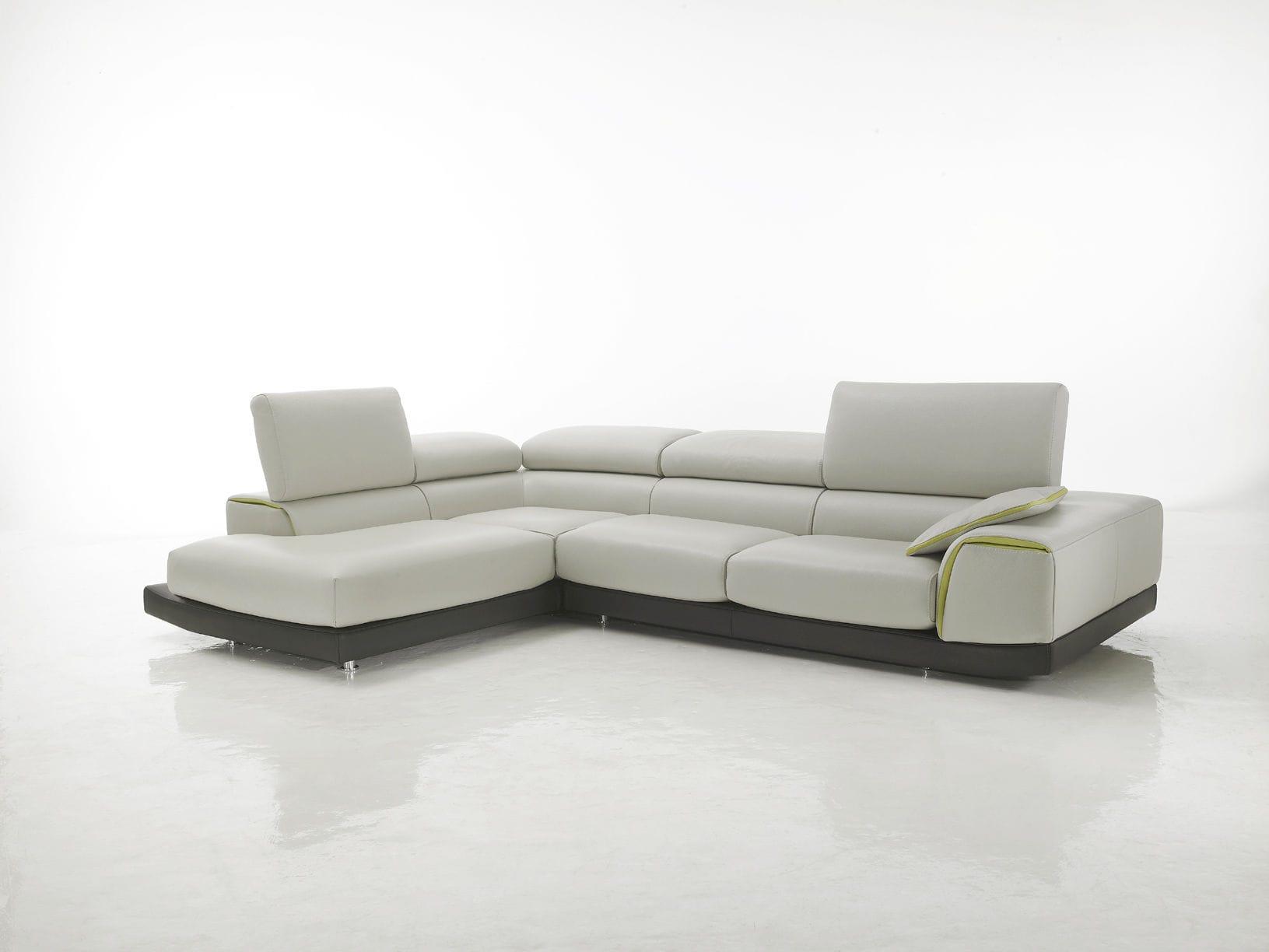 Ecksofa - Cezanne - Very Sofa - Modern / Leder / Stoff concernant Verysofa