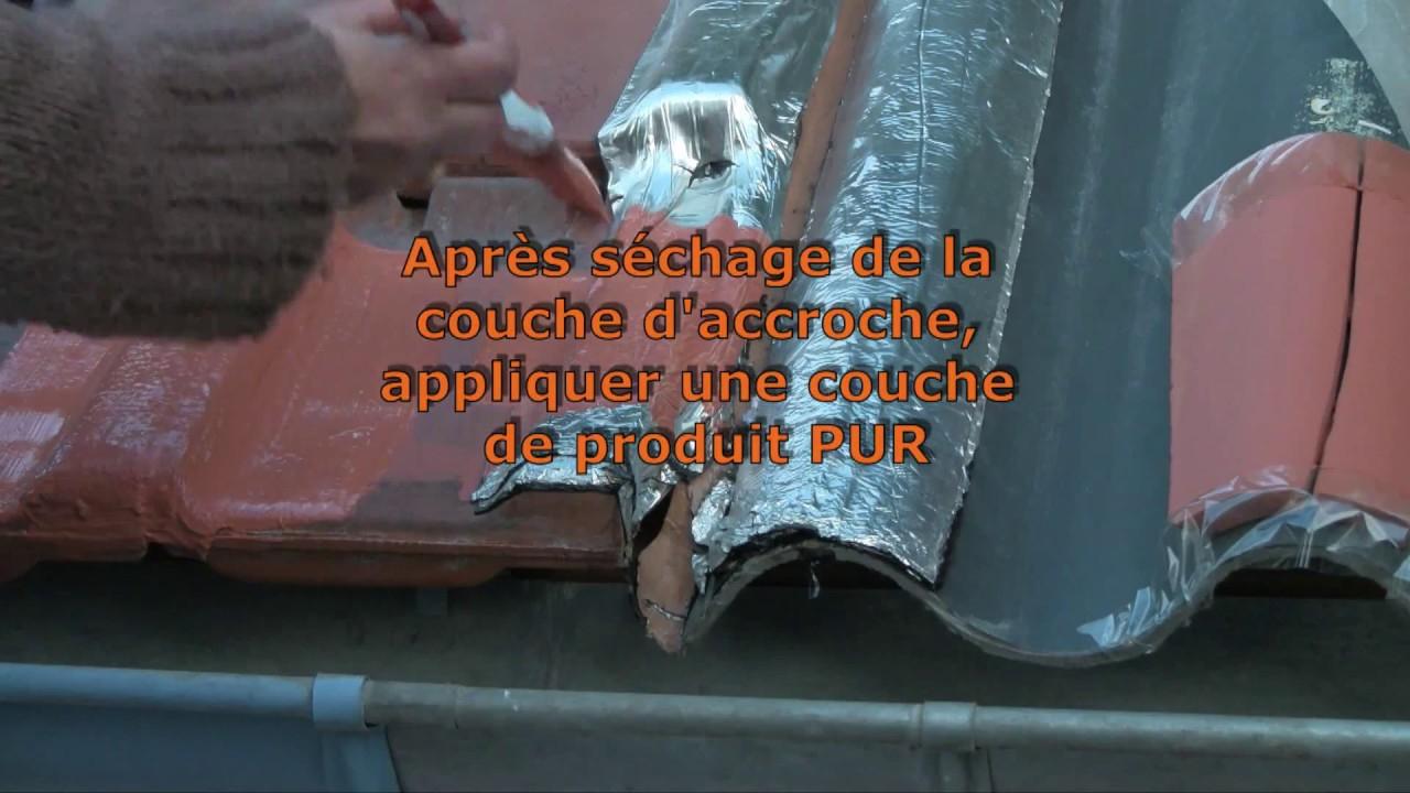 Etancheite Toiture Revetement Recouvert D'une Feuille Aluminium concernant Wakaflex Brico Dépôt