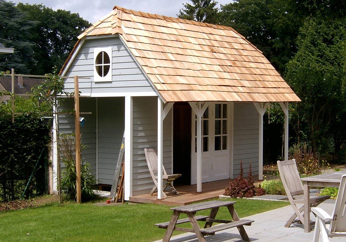 Fabrication D'abris Et De Cabanes De Jardin En Bois Sur Mesure destiné Abris De Jardin Belgique Fabricant